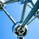 Belgium - Brussels - Atomium