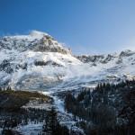 Vorarlberg - Austria - Red Wall
